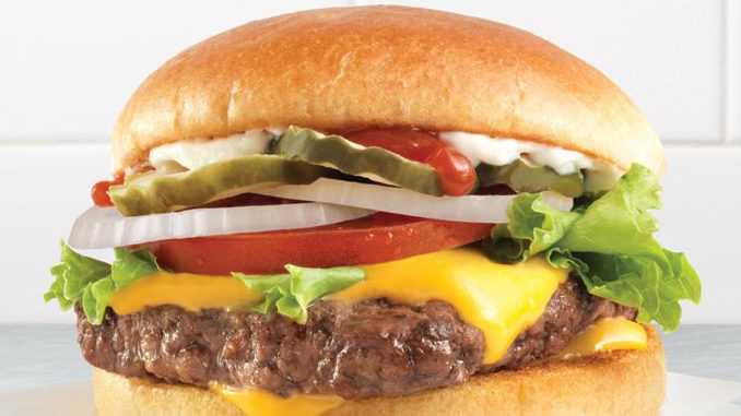 Free Dave's Single Every Day With Any Purchase Via Wendy's App