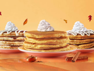 IHOP Offers New Pumpkin Cinn-A-Stack Pancakes As Part Of 2018 Fall Flavors Menu