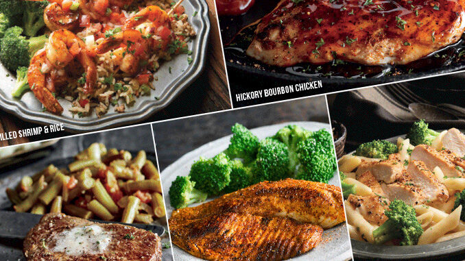 Ruby Tuesday Offer $3 Entree Deal With Garden Bar Purchase