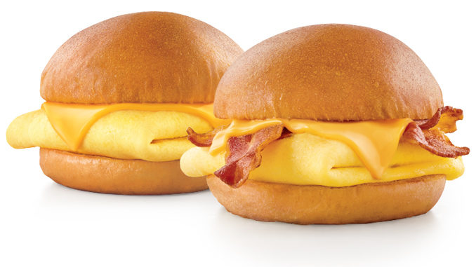 Sonic Introduces New Breakfast Slingers