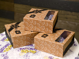 Taco Bell Announces Return Of $5 National Taco Day Gift Box On October 4, 2018