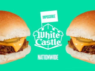 White Castle Launches The Plant-Based Impossible Slider Nationwide