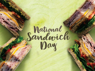 $4 McAlister's Club Sandwiches On November 3, 2018