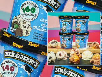 Ben & Jerry's Adds 4 New Moo-phoria Light Ice Cream Flavors