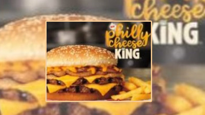 Burger King Reportedly Launching New Philly Cheese King Sandwich