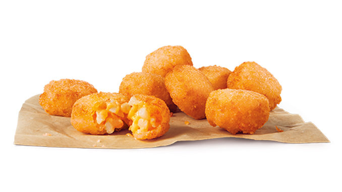 Burger King Welcomes Back Cheesy Tots For A Limited Time