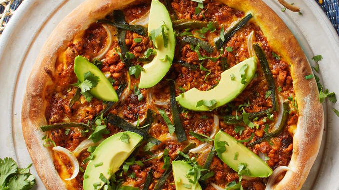 California Pizza Kitchen Debuts New Spicy Chorizo Pizza As Part Of 2018 Fall Menu