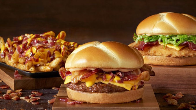 Checkers And Rally's Launches $2 Bacon-Themed Menu Featuring New Bacontastic Burger