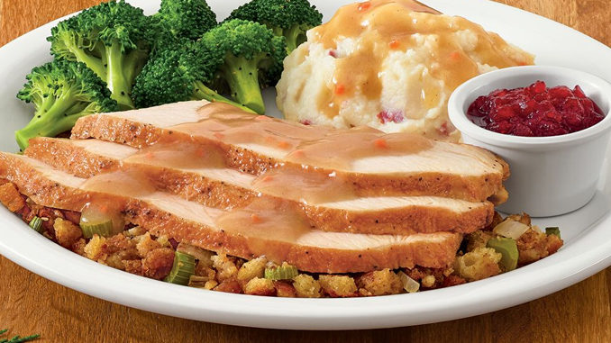 Denny's Reveals New Festive Flavors Menu For The 2018 Holiday Season
