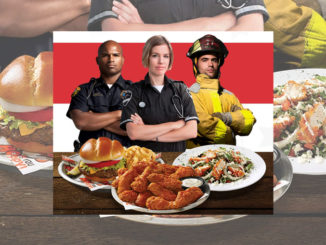 First Responders Eat Free At Hooters on October 28, 2018