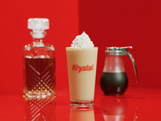 Krystal Unveils New Southern-Inspired Maple Bourbon Shake