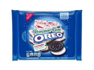 New Peppermint Bark Oreo Cookies Arrive For The 2018 Holiday Season