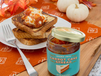 Trader Joe's Is Selling New Carrot Cake Spread