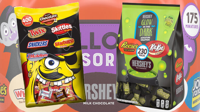 Walmart Unveils New And Exclusive 2018 Halloween Treats