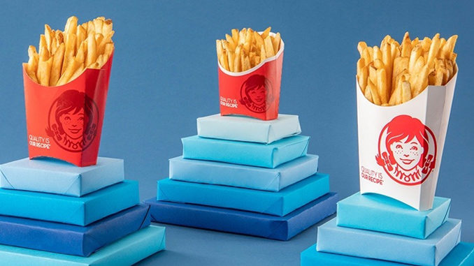 Wendy's Offers $1 Any Size Fries For A Limited Time