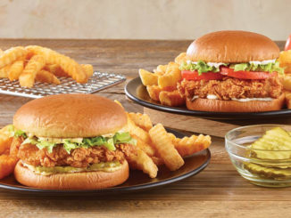 Zaxby's Adds 2 New Chicken Fillet Sandwiches