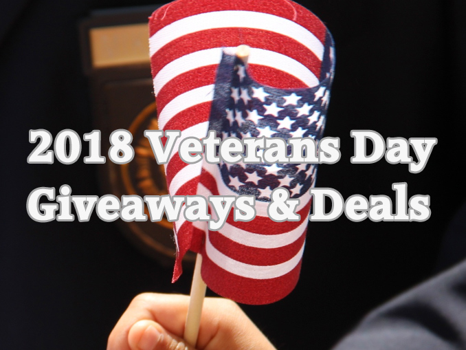 Free Fast Food Veterans Day