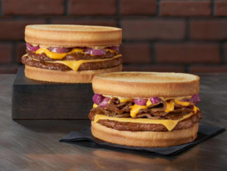 Checkers And Rally's Debuts Sourdough Steak Melt And All American Double Melt