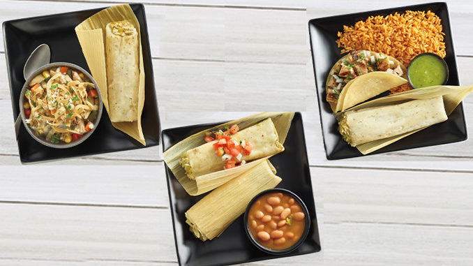 El Pollo Loco Brings Back Handmade Chicken Tamales For 2018 Holiday Season