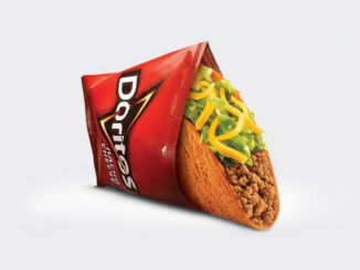 Free Doritos Locos Tacos At Taco Bell With Any Combo Or Drink Purchase Online Through November 26, 2018