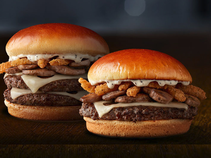 New Signature Crafted Sandwiches At Mcdonald S
