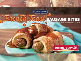 New Cinnabon French Toast Sausage Bites Debut At Pilot Flying J