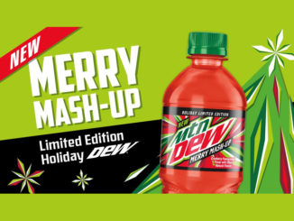 New Mountain Dew Merry Mash-Up Is Here For The 2018 Holiday Season