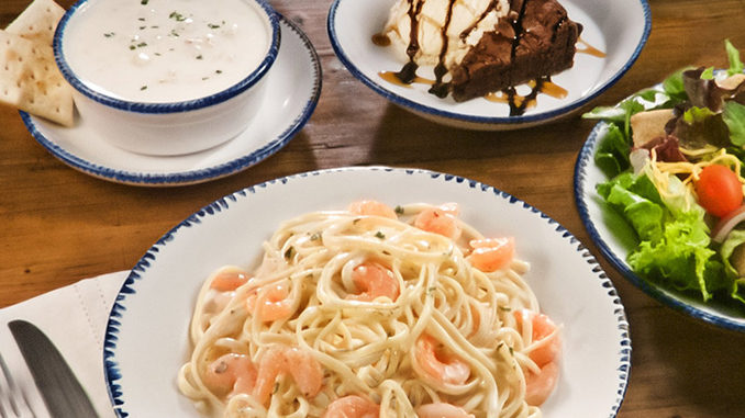 Red Lobster Introduces New Weekday Win Menu