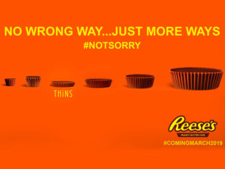 Reese's Reveals New Reese's Thins Peanut Butter Cups