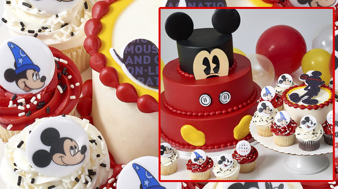 Sam's Club Introduces New 3-Tier Mickey Mouse Cake