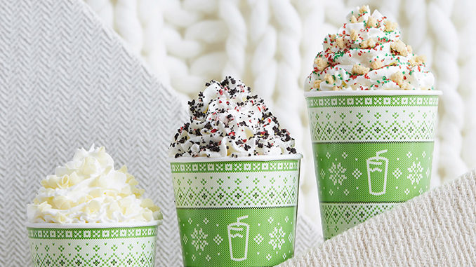 Shake Shack Introduces New 2018 Holiday Shake Lineup