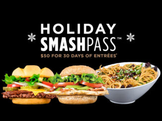 Smashburger Brings Back Holiday Smash Pass For 2018 Holiday Season