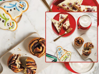 Starbucks Introduces New 2018 Holiday-Themed Food Lineup
