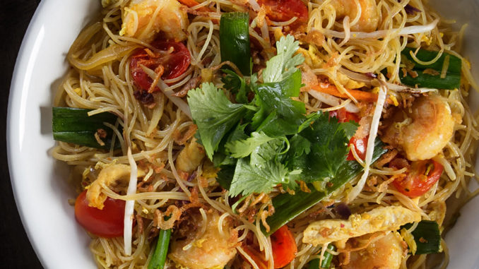 Free Hokkien Street Noodles With Entrée Purchase At P.F Chang's Though December 20, 2018