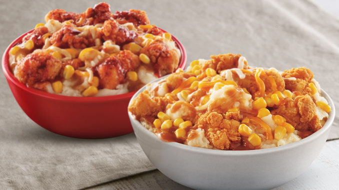 KFC Introduces New $3 Spicy Famous Bowl