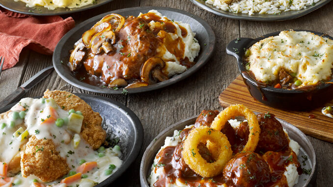 Ruby Tuesday Introduces New Homestyle Combos