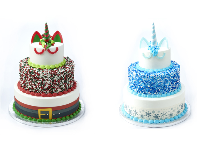 Sams Club Sunday Hours >> Sam's Club Bakes Up New Santa Unicorn Cake And Winter Unicorn Cake - Chew Boom