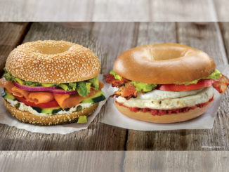 Bruegger's Debuts New Supernova Sandwich And New Skinny Bacon, Avocado And Tomato Egg White Sandwich