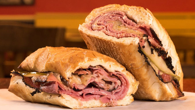 Buy One, Get One Free Sandwich For Government Workers At Potbelly Through January 27, 2019