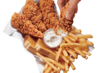 Dairy Queen Welcomes Back $4.99 Chicken Strip Basket