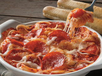 Free Pizza Baked Spaghetti With Drink Purchase For Furloughed Federal Employees At Fazoli's Through January 13, 2019