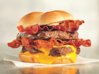 Free Wendy's Baconator Via DoorDash With $10 Purchase Through February 4, 2019