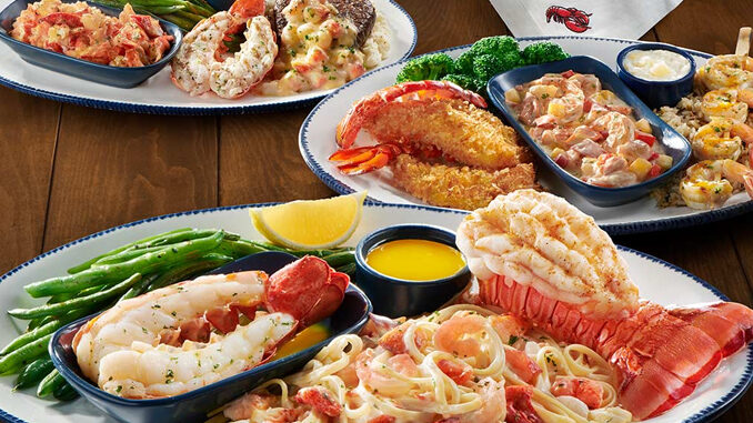 Lobsterfest Is Back At Red Lobster For 2019 Featuring New Lobster In Paradise Dish