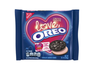 Nabisco Introduces New Limited-Edition Love Oreo Cookies