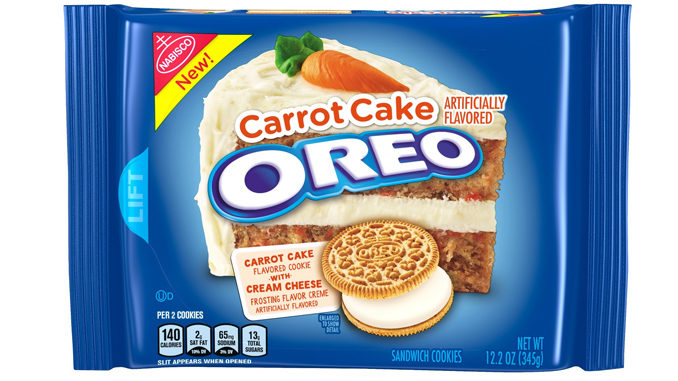 New Carrot Cake Oreos Have Arrived