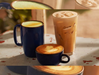 Peet's Unveils New Golden Cold Brew Fog And New Golden Matcha Latte As Part Of 2019 Winter Menu