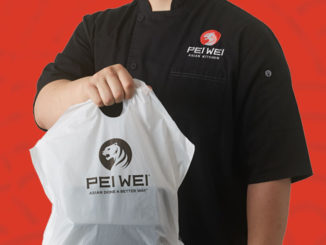 Pei Wei Offers Free Delivery Through January 20, 2019