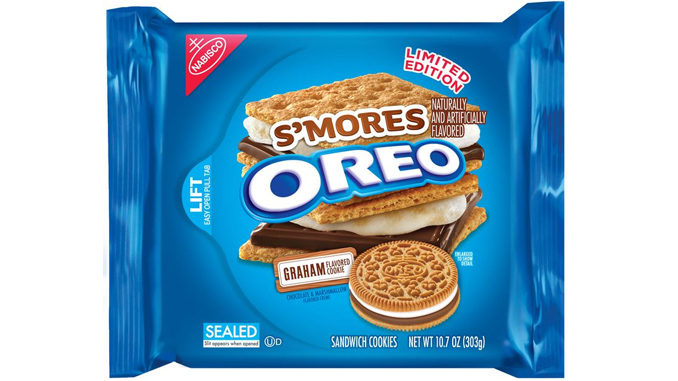 S'mores Oreos Reportedly Making A Comeback In Late Spring 2019