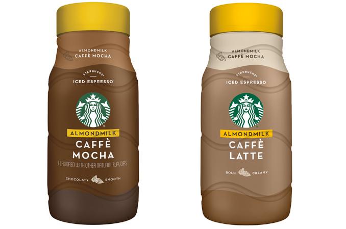 Starbucks Iced Espresso Almondmilk