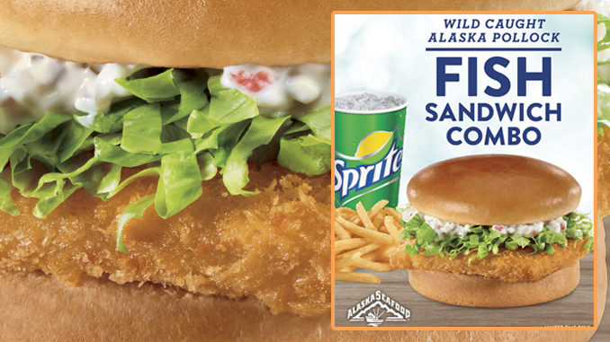 The Fish Sandwich Returns To Jack In The Box For A Limited Time